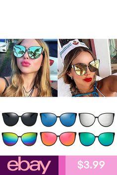 22c49621192c Womens Eyewear Vintage Style Fashion Shades Oversized Designer Sunglasses  BKB