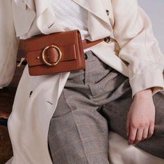 Leather Belt Buckle, Belt Buckles, Calf Leather, Mini Backpack, Bag Accessories, Calves, Bucket Bag, Shoulder Bag, Handbags