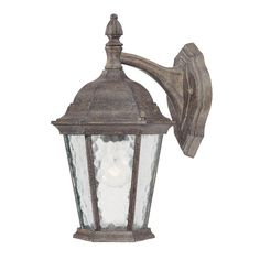 Think these would look great on our house! Acclaim Lighting 5502 Telfair Small Outdoor Sconce
