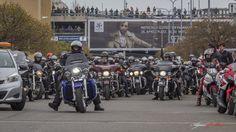 Moto Season opening in Riga