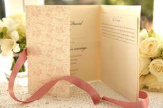 Elegant Gatefold Invitations | Luxury Wedding Invitations