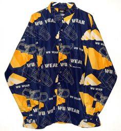 Vintage Wu-Tang Clan Wu-Wear Dress Shirt