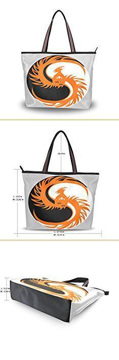 Laga Handbags. ABLINK Phoenix Painting Pattern Handbag Large capacity bag Shoulder Bag.  #laga #handbags #lagahandbags