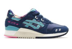 There's A Galaxy Theme On The ASICS Tiger Gel Lyte III - SneakerNews.com