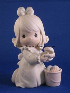 It's No Secret What God's Love Can Do - Precious Moment Figurine