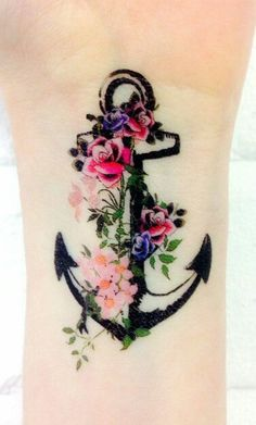 Anchor Tattoo Meaning | Tattoos by Devlin