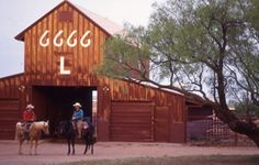 The 6666 Ranch- At one time, the Burnett ranches included more than a third of a million acres. After 1980, however, various parcels, such as the Triangle Ranch, were sold. Today, the two main ranches – the 6666 Ranch near Guthrie and the Dixon Creek Ranch near Panhandle – total 275,000 acres.