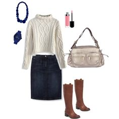 """Casually Chic with Jessica"" by timi-and-leslie on Polyvore"