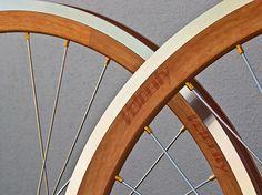Woodgrain Rims