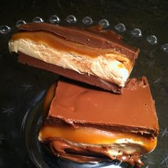 Billion Dollar Bar- the recipe, not just the photo like most of the links I've checked