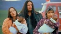 """Listen Up Hollywood: It's Time To Let Native Americans Tell Our Stories In Our Own Words (to read the article, click the link) Picture taken from """"Smoke Signals"""" 1998 Smoke Signals, Local Hero, Great Team, Ex Boyfriend, Coming Of Age, Idaho, Mtv, Nativity, Cinema"""