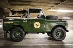 Land Rover Series III AKA DP