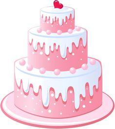 Cake Clipart Cupcakes Image Du Blog Zezete2centerblog Birthday Pins Cup Treats