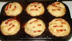 Hier een hartige variatie op dat 'alom aanwezige' zoete cupcakes!