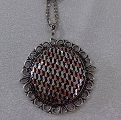 Crochet Patterns, Pendant Necklace, Embroidery, Jewelry, Hardanger, Amigurumi, Needlepoint, Jewlery, Jewerly