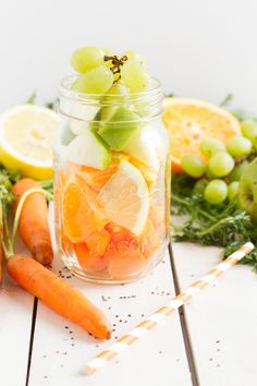 haseimglueck.de Rezept, Smoothie Karotten Apfel Orange 7
