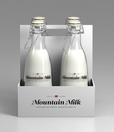 Mountain Milk.
