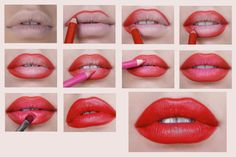 How To Apply Lipstick Makeup For Beginners