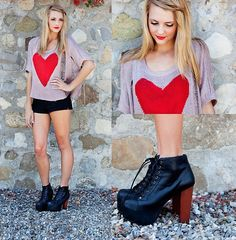 """""""And my head told my heart """"Let love grow"""" """" by Madeline Becker on LOOKBOOK.nu"""