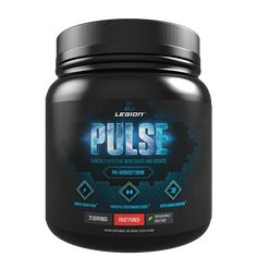 LEGION PULSE Pre-Workout Supplement | Muscle For Life