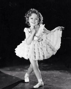 Shirley Temple ~ April 23, 1928 – February 10, 2014