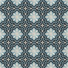 Moroccan Encaustic Cement Pattern Pre Sealed 03e