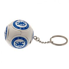 Football Keyring Approx 50mm Diameter On A Header Card Official Licensed Product Product model: a60krfch