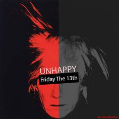 Unhappy Friday The 13th