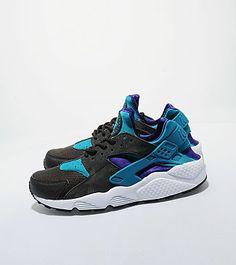 208a90d2ab47d4 Nike Air Huarache - size  exclusive Classic Brown Purple Teal 049269 12