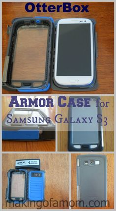 OtterBox Armor Case – Meets US Military Standards