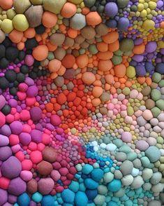 these hand sewn hanging balls by Zoe – Handwerk und Basteln Cellphone Wallpaper, Galaxy Wallpaper, Mobile Wallpaper, Wallpaper Backgrounds, Stone Wallpaper, Apple Wallpaper, Flower Wallpaper, Beautiful Nature Wallpaper, Colorful Wallpaper