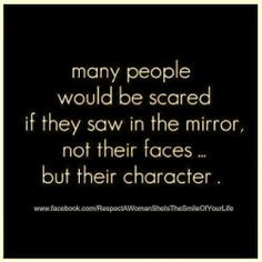 Quotes about character of a person #wellbeing #inspirational