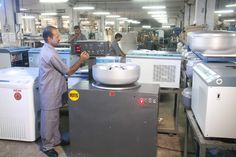 During Manufacturing, emphasis is laid on Processes, Quality and Testing to ensure that the product performs as per the design throughout its life. Here the quality of the components used, the manufacturing processes, Quality checks and testing play a vital role and hence strict care is taken while managing the same.