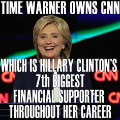 You think they're ripping you off now? Just wait until their bought and paid for BFF is in office. Unless you vote against her.
