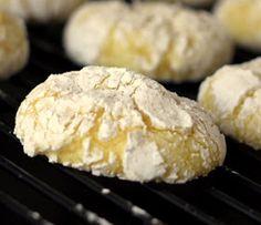 Sugar Cooking: Lemon Cake Mix Cookies