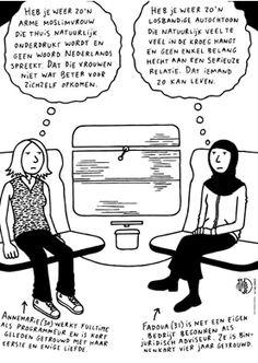Stereotypen kweken soms juist begrip
