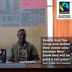 Fair Trade for Farmers