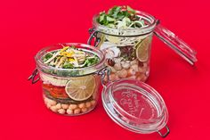 Comida en tarro - Food in jar