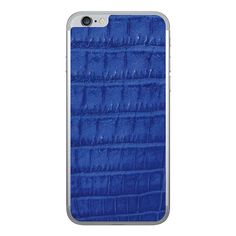 Jamie Clawson Crocodile Leather iPhone 6s Skin (110 CAD) ❤ liked on Polyvore featuring accessories and tech accessories