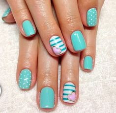 Great spring nails
