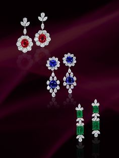 Precious stone jewellery from the Dehres Collection