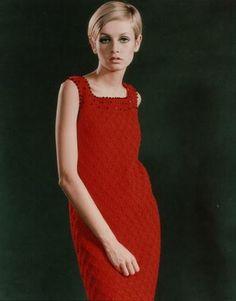 Twiggy ~ '60's model