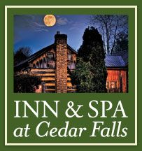Inn & Spa at Cedar Hills (Ohio) - I want to spend my Anniversary Week-end here!