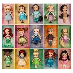 Disney Animators' Collection Mini Doll Gift Set - 5'' from Disney Store for…