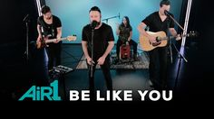 "Finding Favour ""Be Like You"" LIVE at Air1 Studios"