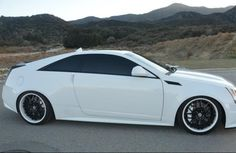 2011 Cadillac CTS-V Coupe On HRE Wheels | Rides Magazine