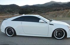 2011 Cadillac CTS-V Coupe On HRE Wheels   Rides Magazine