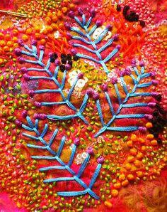 Artymess Textile Artist, Lorna Jones