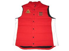 K3K Hot New Mens Fashion Casual Denim Concealed Carry Vest US Small  Tag L White1 ** Visit the image link more details.