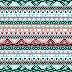 Gallery For > Pink Aztec Pattern Wallpaper